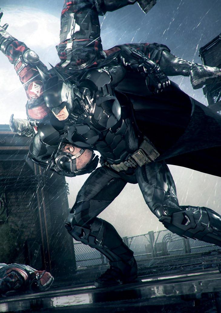 Arkham Knight (2)