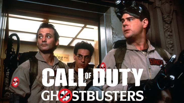 COD Ghostbusters