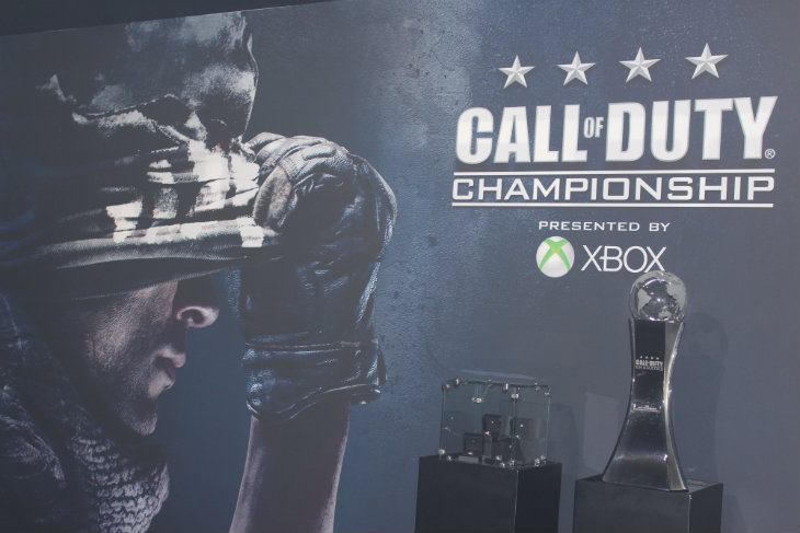 CODChamps Day 1 2