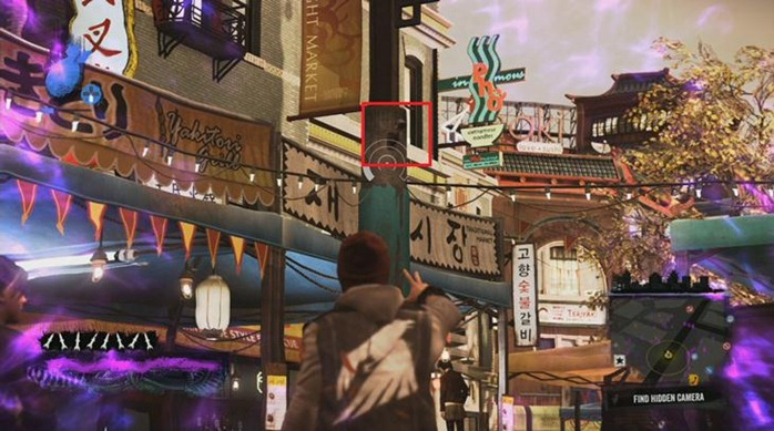 InFamous Second Son – DUP hidden camera guide - Critical Hit on infamous blast shard map, infamous second son queen anne map, infamous second son seattle flag, infamous second son district map, minecraft seattle map, infamous second son city map, infamous 2 map, seattle science center map, infamous second son game map,