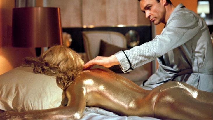 Goldfinger Golden girl