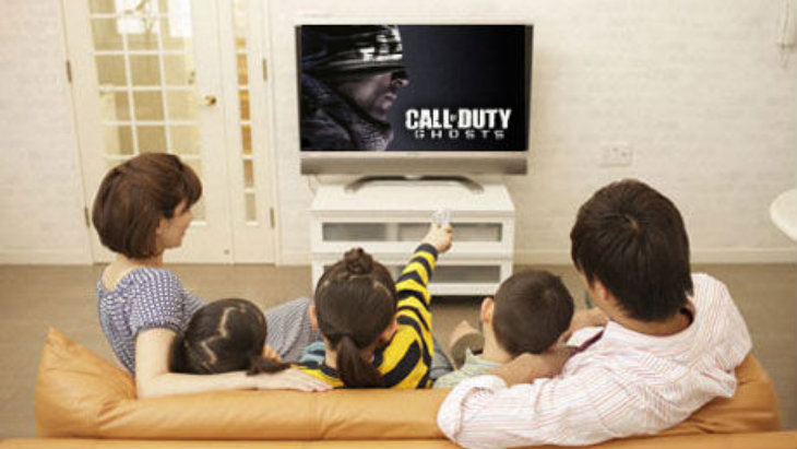 Spectating COD Ghosts