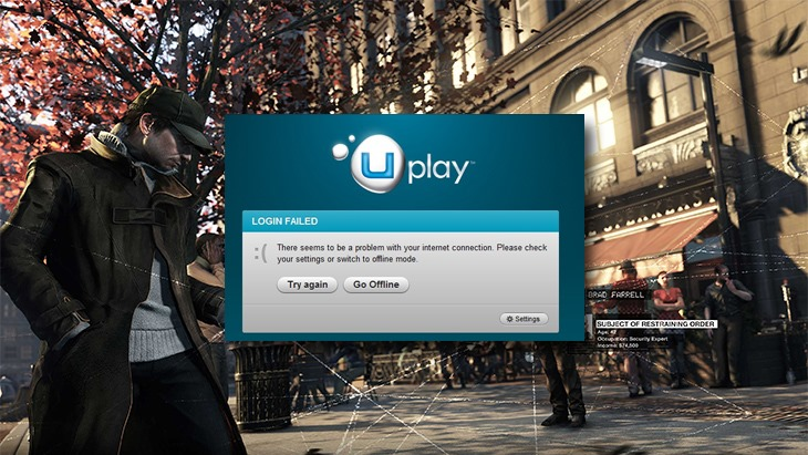 Watch Dogs on PC skipping uPlay? - Critical Hit