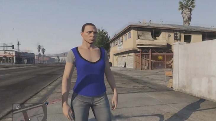 GTA: Online glitch mixes character genders - Critical Hit