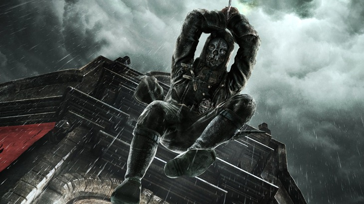 dishonored in yo face