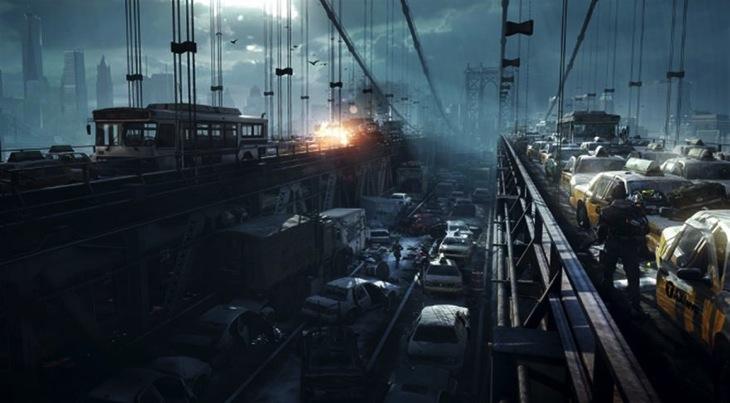 The division bridge