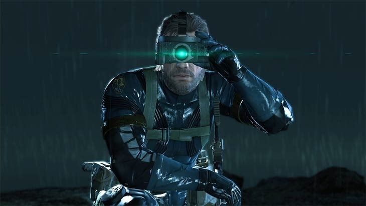 Sam fisher's a washed-out twat.