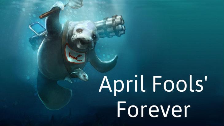 LoL April Fools