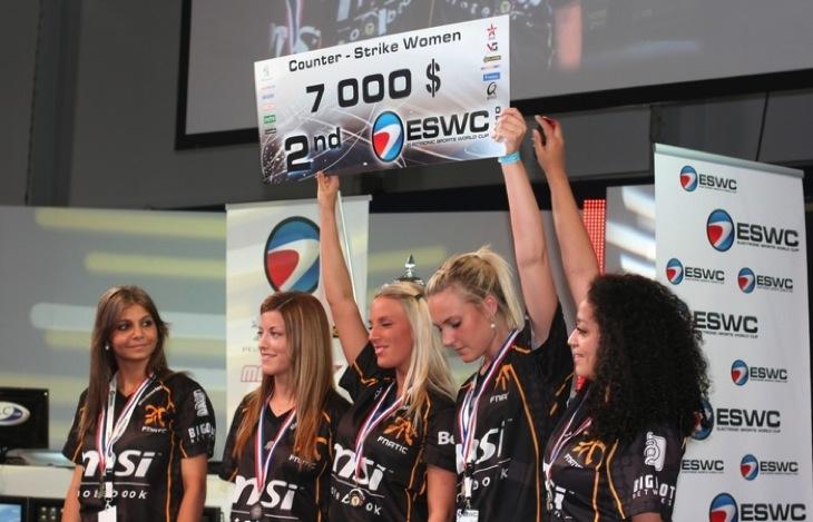 Eswc winners