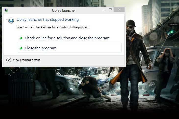 Uplay Launcher Not Working 2019