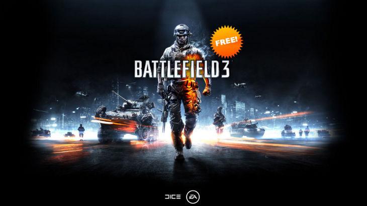 Battlefield for free
