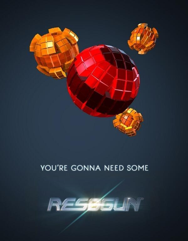 Resogun DLC