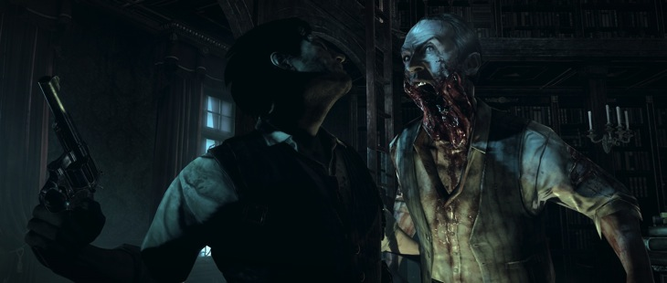The Evil Within jaw