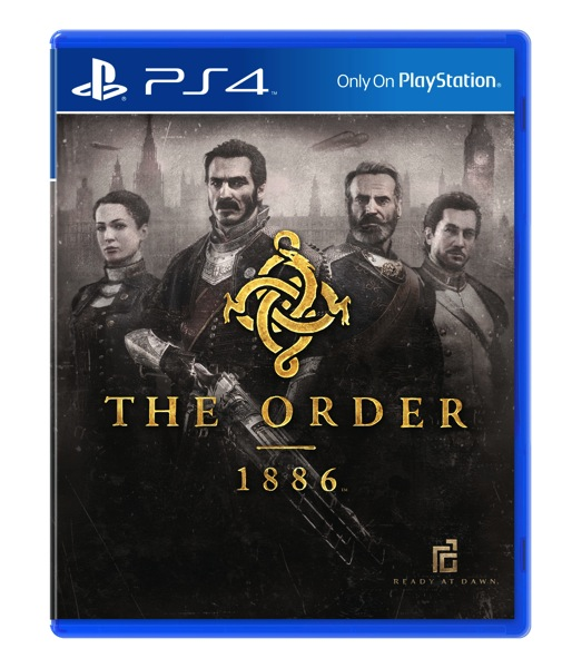 The Order boxart