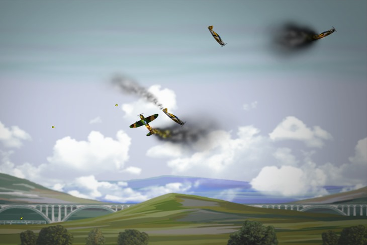 Blazin' Aces Review–Sopwith Returns 2