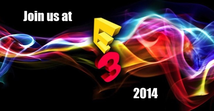 E3 2014 floor plans are out! What can you expect? 2