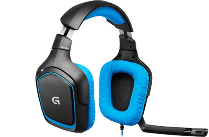 G430 headset 1
