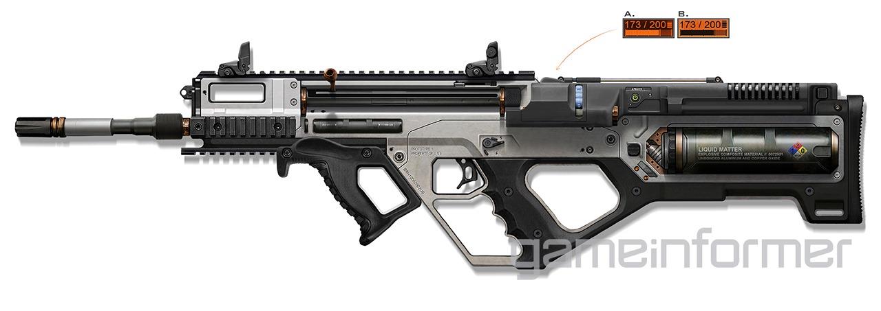 COD: Advanced Warfare–Print ammo on the go 3