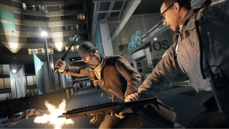 Watch dogs bang