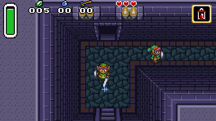 Link With Friends In The New Zelda