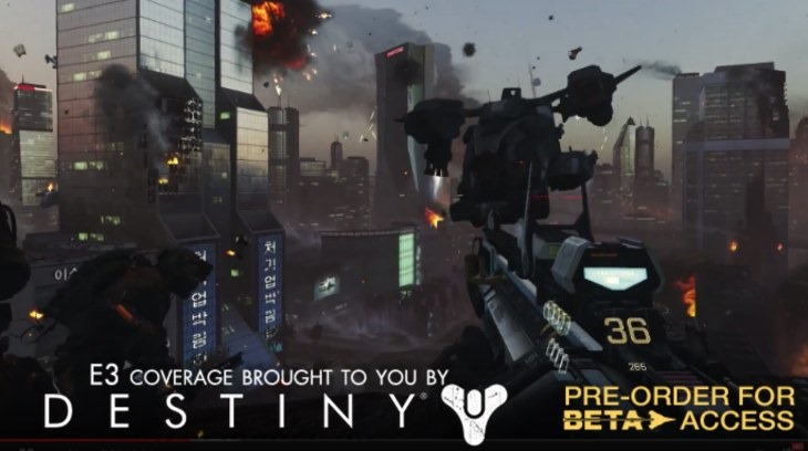 Call of Duty: Advanced Warfare is looking beautiful 2