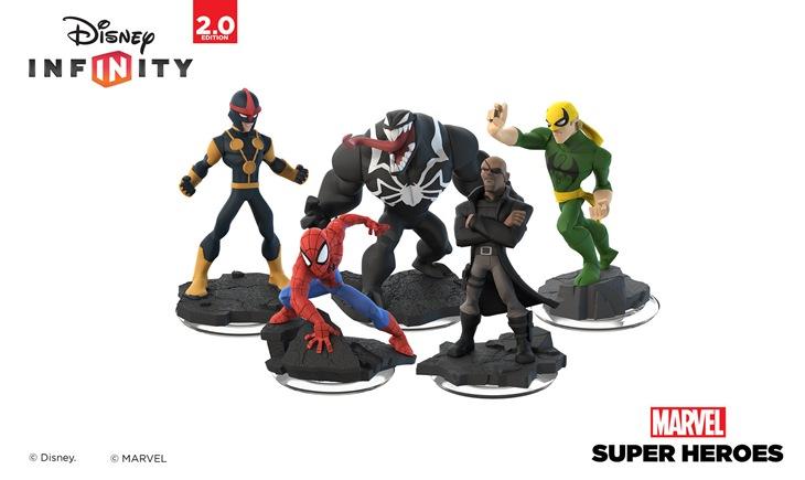 Disney Infinity Marvel (4)