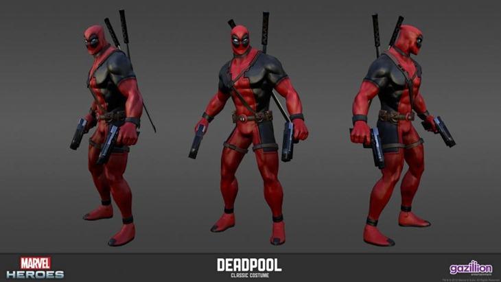 Marvel Heroes (2)