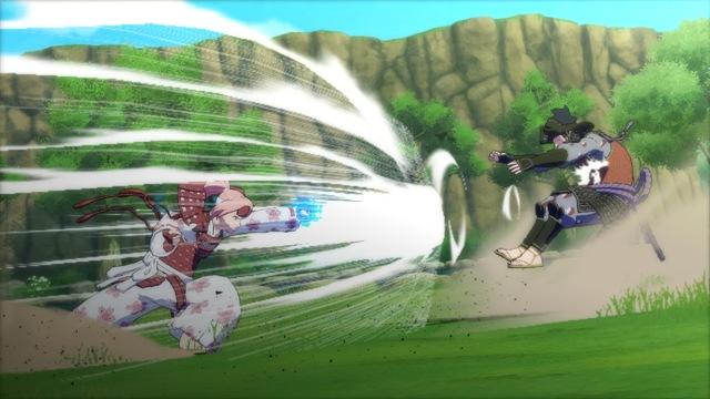 Naruto revolution (4)