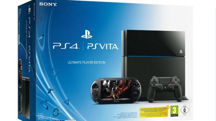 PS4 PSvita bundle