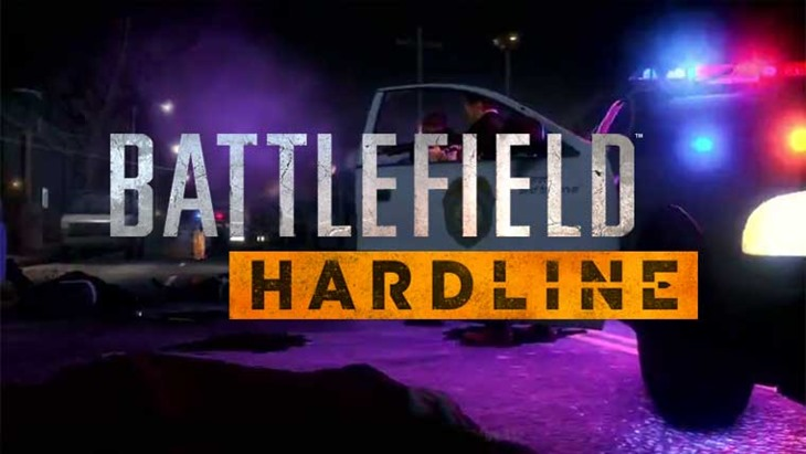 Battlefield Hardline actual leaked gameplay footage 2