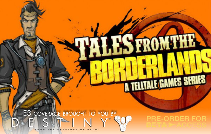 Tales from the borderlands e3