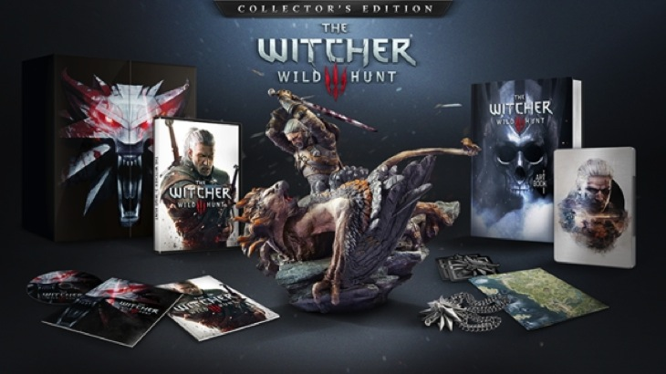 Witcher 3 collector
