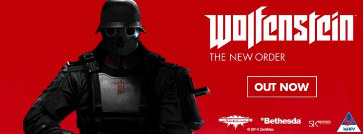 Wolfenstein banner