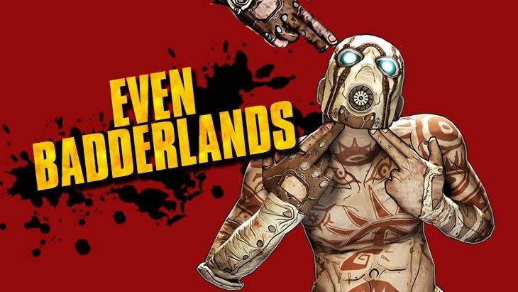 Badderlands