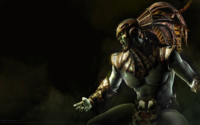 Check Out New Screens And Scorpion S Fatality In Mortal Kombat X