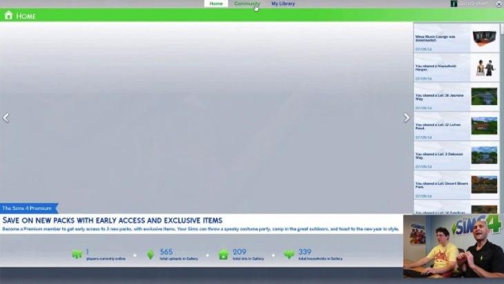 Sims 4 premium