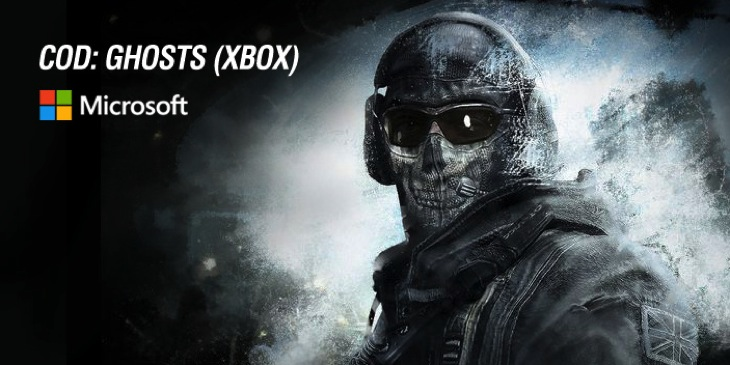 COD Ghosts for XBOX microsoft