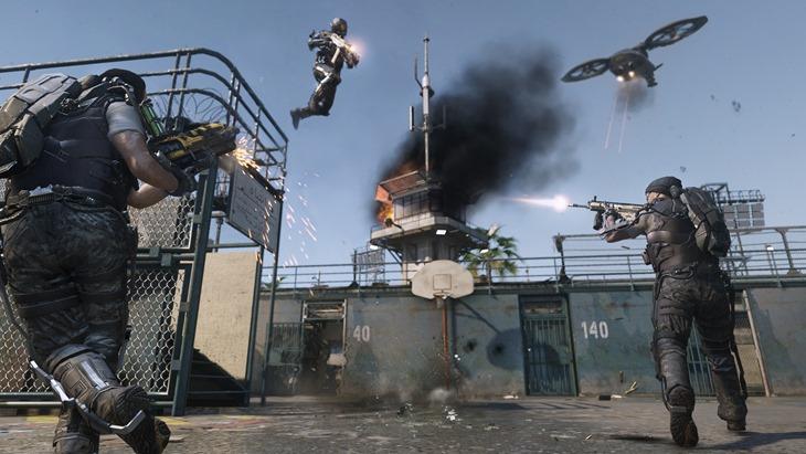 CoD AW_Riot_Slam Dunk