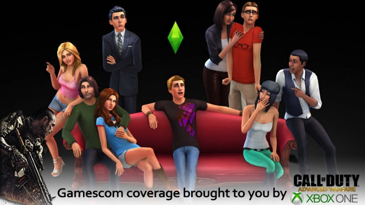 GC The Sims 4