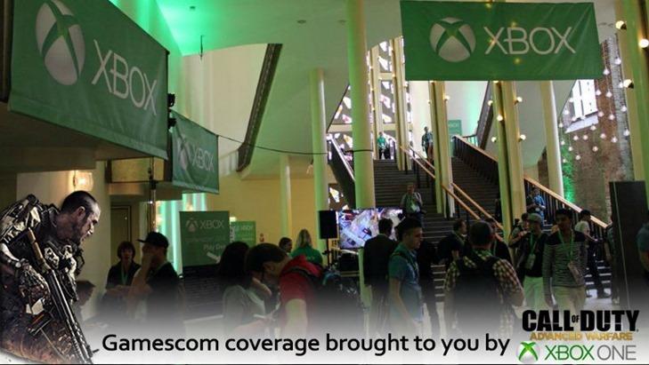 GC Xbox press con