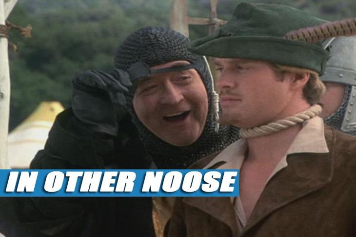 No noose, is good noose.