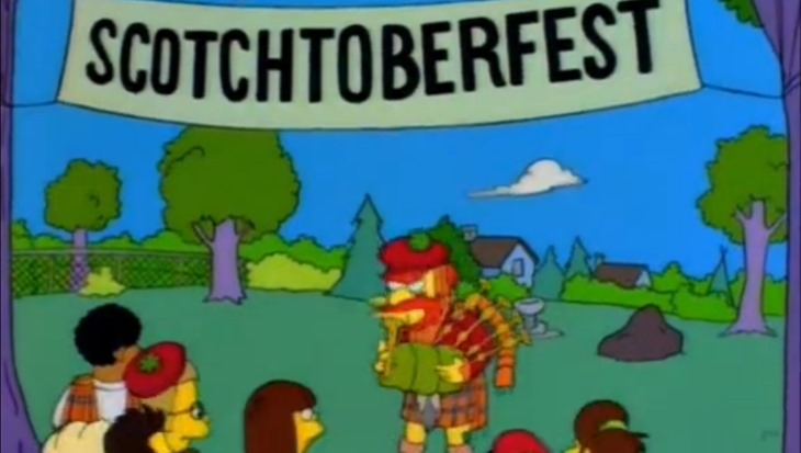 No, the other October.
