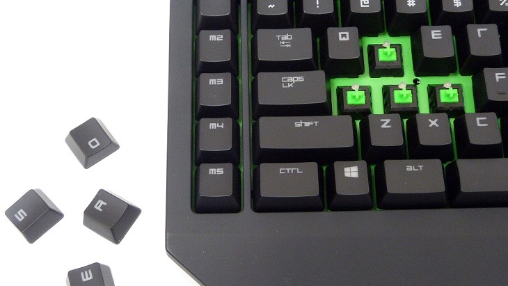 Razer-BlackWidow-Ultimate-keys