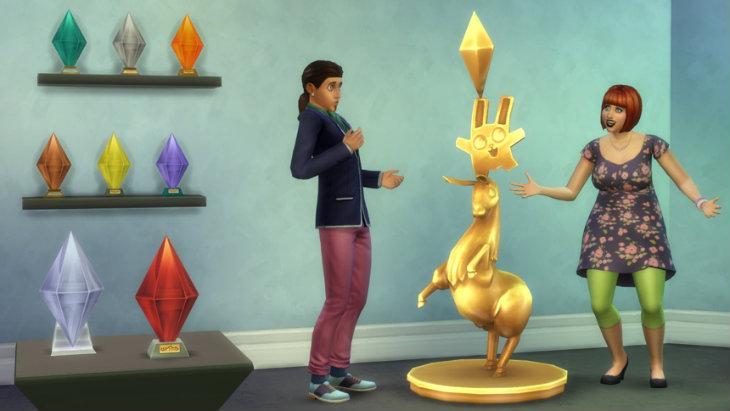 Sims 4 award