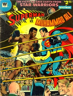Superman vs Muhammed Ali - 00fc