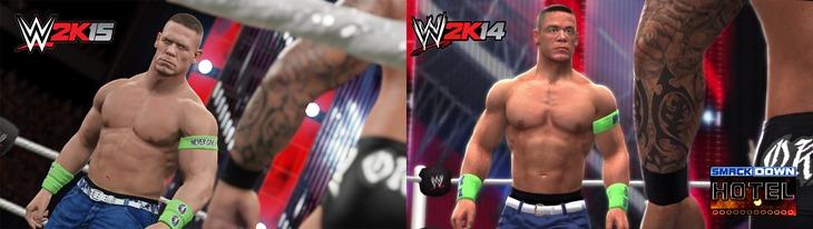 WWEK Comparison