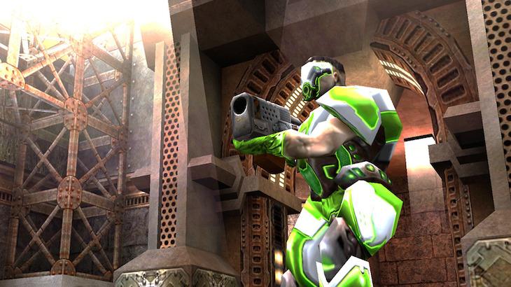 Quake live 5