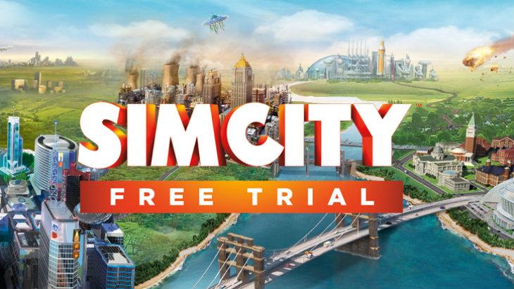 Simcity trial