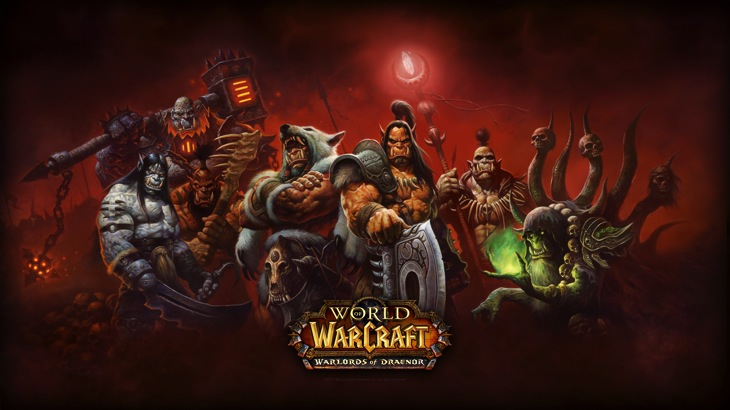 Warlords of draenor 1920x1080