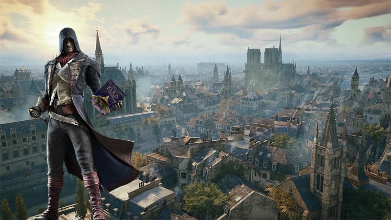 Assassin S Creed Unity Wants You To Explore Paris Critical Hit